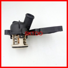 New Engine Coolant Thermostat w Housing 88c For A4 A6 Quattro 2.4 3.2L V6 06E 121 111 G/ 06E121111G/ 06E121111D