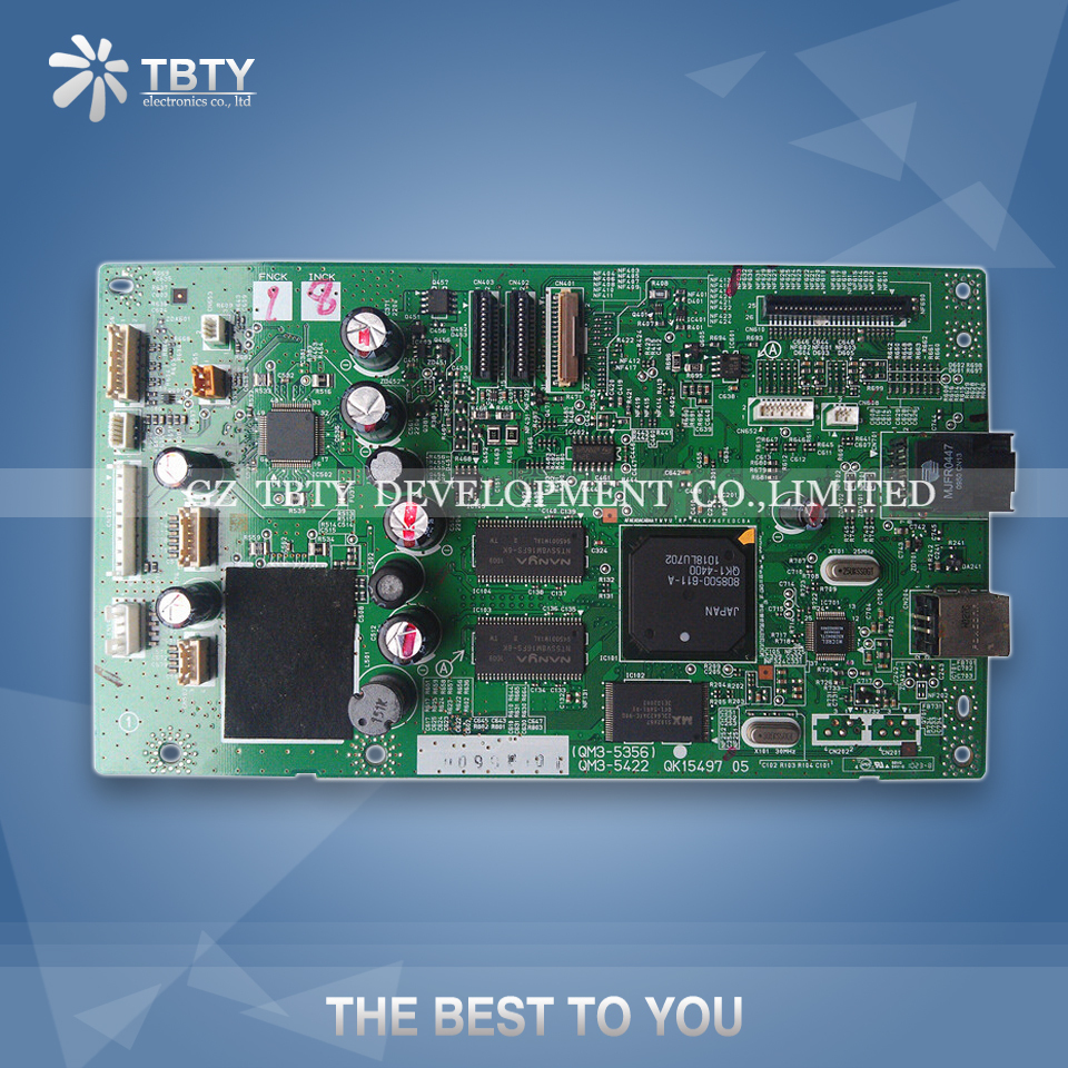 все цены на 100% Test Main Board For CanonV IX7000 IX 7000 Formatter Board Mainboard On Sale онлайн