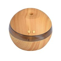 Essential Oil Diffuser 300ml Wood Grain LED Ultrasonic Aroma Diffuser Aromatherapy Humidifier Mist Maker Home Wood