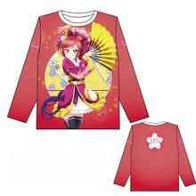 ImbibeInk LoveLive u's Aqours Minami Kotori Long Sleeve T-shirt Cosplay Costume