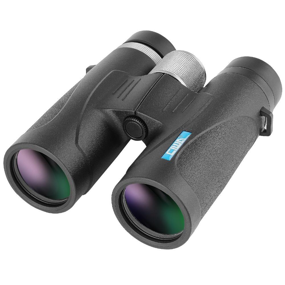 CIWA télescope binoculaire bâton télescopique Zoom 10x42 vision roi d'azote Œilletons Armée qualité supérieure Lentilles jumelles téléscope