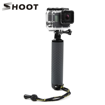 SHOOT Handheld Float Grip Monopod for Gopro Hero 9 8 7 5 Black Xiaomi Yi 4K Sjcam Sj4000 M10 M20 Eken Go Pro Camera Accessory - discount item  19% OFF Camera & Photo