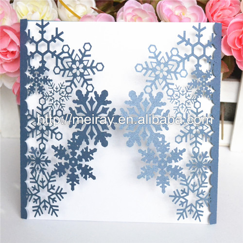 Thank laser cut customied best friend birthday wishes image thank laser cut customied best friend birthday wishes image snowflake flavors invitation card in cards invitations from home garden on aliexpress m4hsunfo