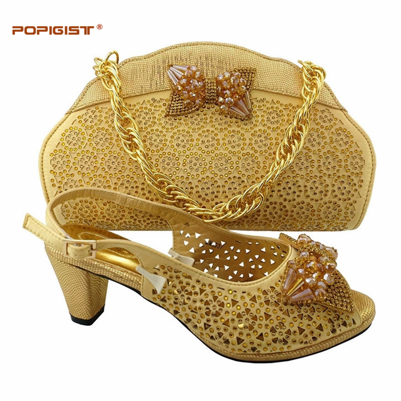 African Fashion Shoes And Bags