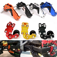 Motorcycle Chain Adjusters Tensioners Catena Chain Tensioner Bolt On Roller For yamaha mt 125 mt 125 z750 r3 Z800 YZF R1 R3 R6