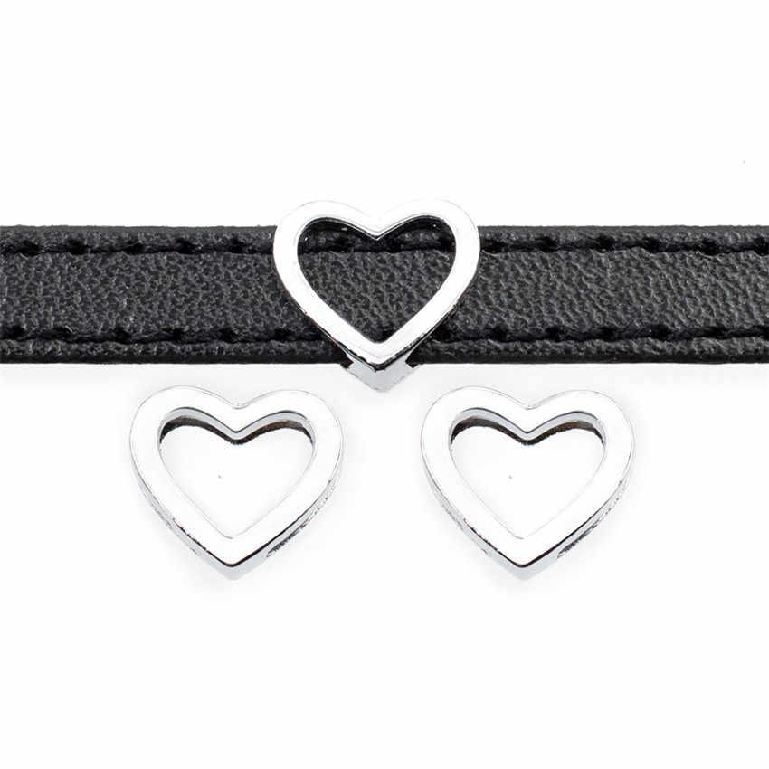 10 buah 8mm Infinity Iman Pelangi Cangkir Kopi Pesona Slide Charms Cocok Untuk Gelang gelang Hewan Peliharaan Kerah Wanita Perhiasan membuat