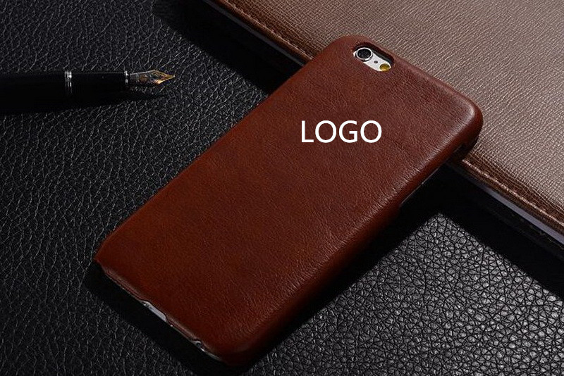 Hot Sale! 1:1 Original office Soft leather Cover for iPhone 5 5s 6 4.7″ / 6 plus for iphone 7 7 plus Cases Accessories with logo