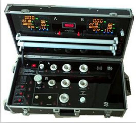 6833-Dynamic contrast LED demo case,The high-end LED digital display test