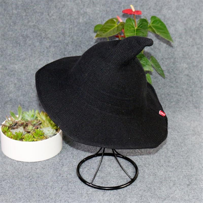 Nya Sommar Kvinnor Sol Kepsar Mode Kepsar Häxa Hatt Kepsar Hinkar - Kläder tillbehör - Foto 4