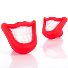 petcircle Hot Sale Funny Pet Lips Toy Plaything Sound dog Toyas Personality Big Dogs Lips Wacky A voice Toy 1PC