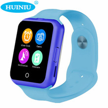 No. 1 D3 Bluetooth Reloj Inteligente para Apple/Ios Samsung/Teléfono Android soporte SIM/TF hombres de las mujeres niños reloj Del ritmo Cardíaco