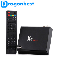 KII pro Android 5.1.1 TV Box Construit en 2.4G et 5G WiFi Bluetooth 4.0 RAM DDRIII 2 GB ROM Flash 16 GB SET TOP BOX TVB/TVB-T2/TVB-S2