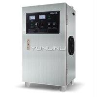 Воздуховод озоновый дезинфектор промышленный генератор озона мастерская/вентиляция кухни аппарат для стерилизации озоном FL-880F