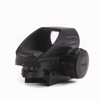 Spike hot sale 1X22 back up sights with green red dot reflex sight for 308 rifle scope airsoft air gun sniper