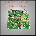 2.4 G 5 W de entrada ancha del voltaje Wireless Wifi amplificador de señal del repetidor amplificadores envío gratis