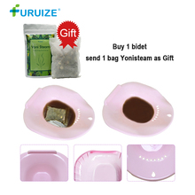 Yoni steam seat steamer vagina cleaning yoni care steaming herbs inside vaginal steam seat 1pcs bidet 1bag yonisteam as gift