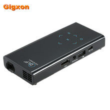Gigxon – G06 hot sale cheap mini pico pocket projector proyector led dlp hd business proketor battery charging for smartphone