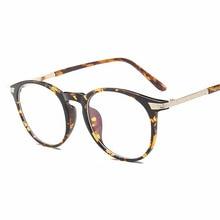 Модные круглые очки ретро-рамки для женщин, брендовые дизайнерские винтажные очки, оптические очки для глаз, оправа для женщин DF7753