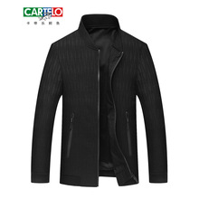 CARTELO Brand Men's Standard Collar Formal Jackets Men Business Social Jackets Easy Care Classic Style Male Slim Fit Coats