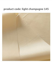 Light Champagne Lining Fabric Lining For Lace Fabric 5 Yards