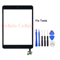 1Pcs White Original For IPad Mini 1 2 Mini2 Mini1 7 9 LCD Outer Touch Screen