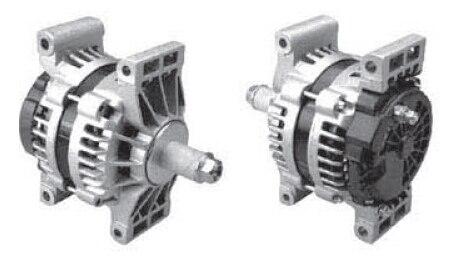 Новый 24 В 75A 24SI 8700008 8706N 19020900 генератор для экскаватор caterpillar