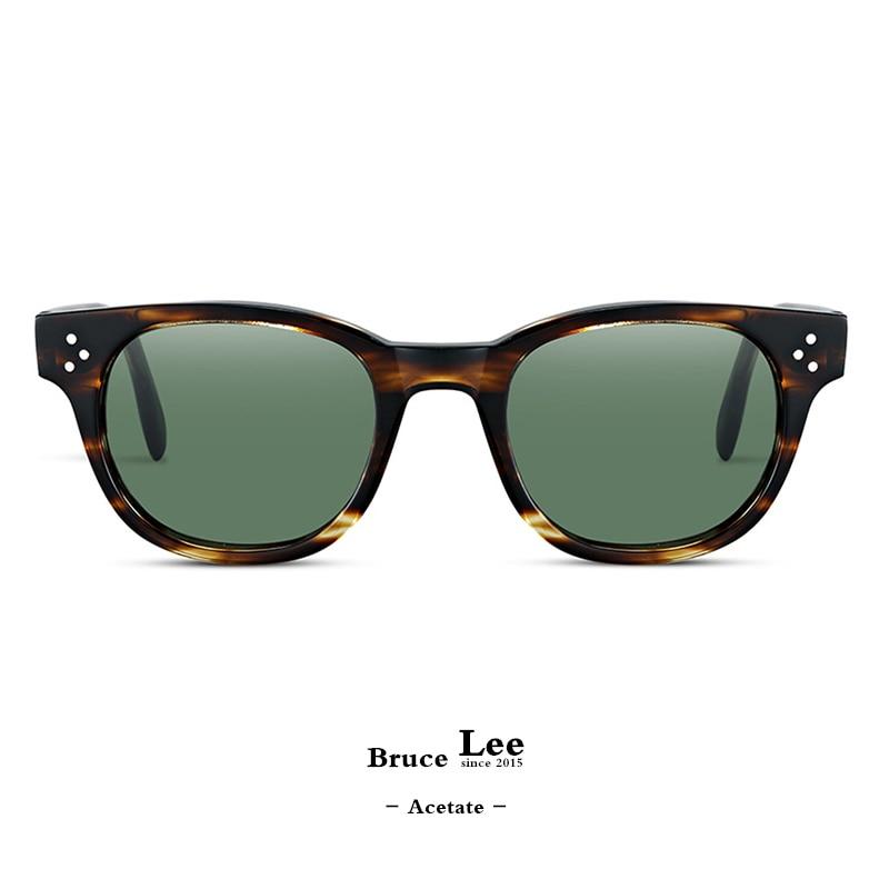 High Quality Brand Designer Polarized Sunglasses For Men Traveling Retro Square Acetate Rivet Sun Glasses Driving Eyewear OV5236
