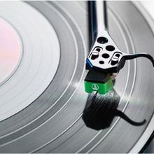 AT95E Record Player Stylus 3 Speed Turntable DJ 13mm Pitch Dual Magnet Phono vinil vinilo Vinyl Record Player Cartridge Stylus