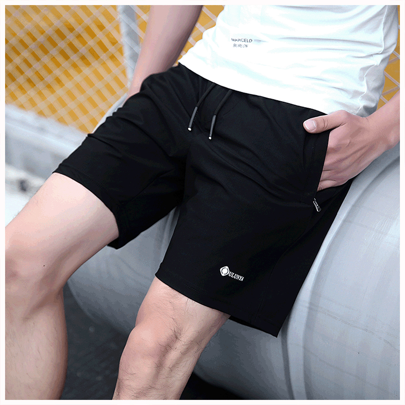 Men Summer Sport fertilizer plus-size M-5XL loose Running Shorts short trouser ...