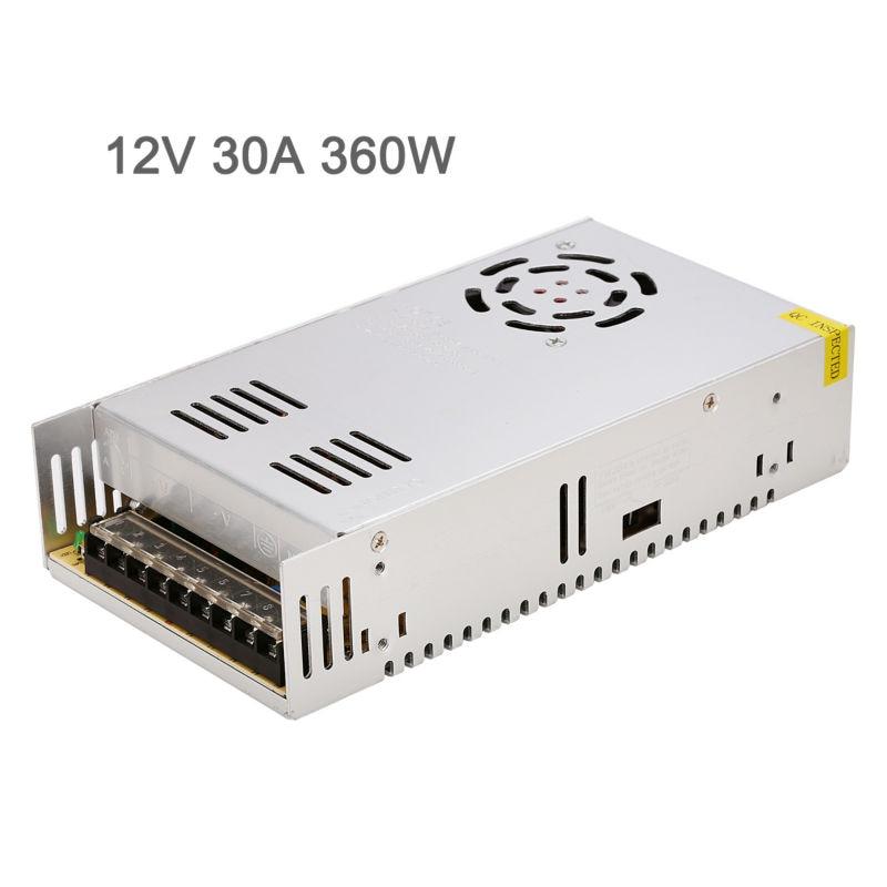 Transformator za rasvjetu 12V 24W 60W 120W 360W Dobavljač napajanja - Različiti rasvjetni pribor - Foto 4