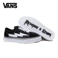 NEW ARRIVAL Original Vans Old Skool REVENGE X STORM LOW TOP Classics Unisex Vulcanize Shoes Casual
