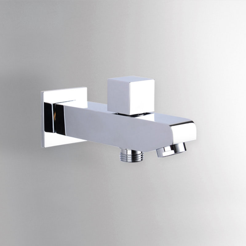 Wall Mounted Brass Free Shipping Bath & Shower Concealed Install Tub Spout Filler with Diverter Free Shipping free shipping elim