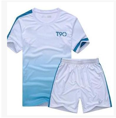 f6835779c Free shipping plate football jersey suits high quality cheap jersey blank  gradient T90 group-in Soccer Jerseys from Sports   Entertainment on  Aliexpress.com ...