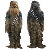 Звездные войны костюмы 7 серии Косплей Чубакка костюм на Хэллоуин