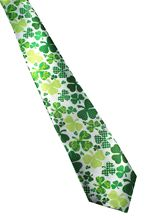 Happy St. Patrick's Day + Beer-inspired design ties