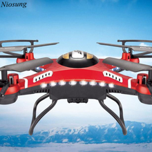 Niosung New  JJRC H8D 6-Axis Gyro 5.8G FPV RC Quadcopter HD Camera With Monitor + 2PC Motor