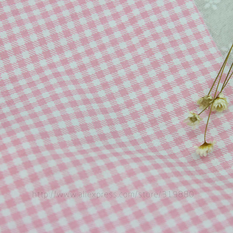 40*50 سنتيمتر الوردي الفراش القماش 95% القطن النسيج الدهون أرباع للخياطة تيلدا دمية القماش DIY بها بنفسك اللحف خليط الأنسجة النسيج