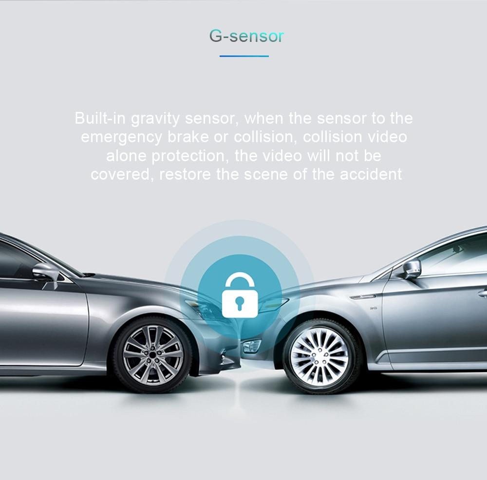 ADDKEY 7 дюймов Автомобильный видеорегистратор с сенсорным экраном камера 1080P двойной объектив Автомобильная камера s earview зеркало циклическая запись Автомобильный регистратор Dash cam