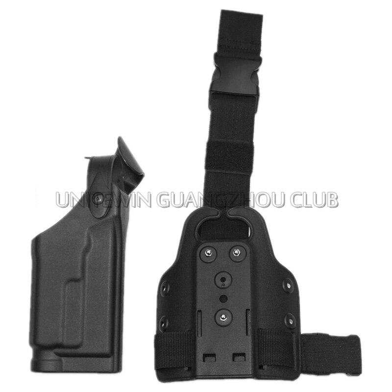 Pierna Del Muslo Airsoft Pistola Pistolera táctica HK USP Correa Ajustable Para