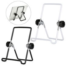 Tablet Holder For iPad Foldable Desktop Adjustable Stand Bracket Mount Huawei Samsung 9-10.5 IN