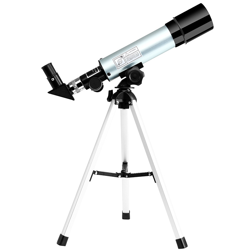 Children Entry Level Telescope High Definition 90 Times Educational Toys Science Solar System Planets Observation