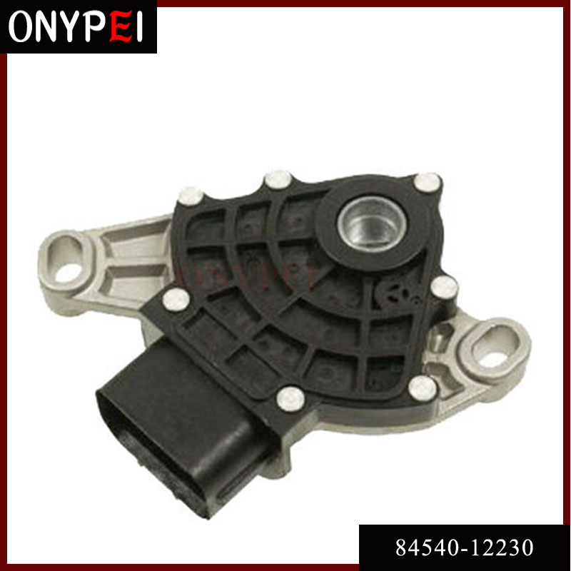 High Quality 84540-12230 Neutral Safety Switch For Toyota Celica Matrix Pontiac Vibe 8454012230 high performance new safety switch for toyota collola 84540 52010 8454052010