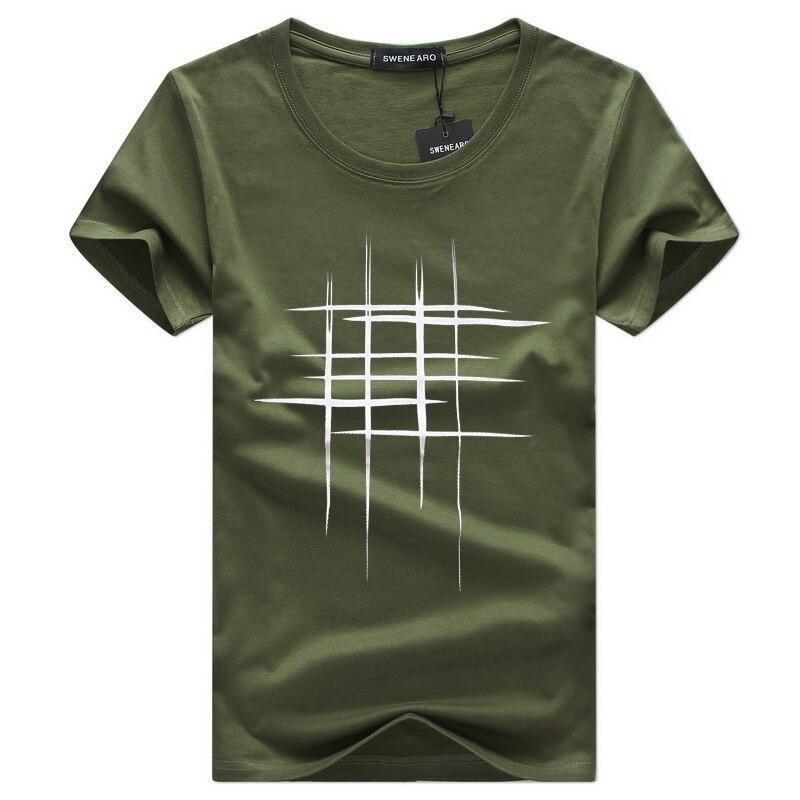 2019 Naujas laiškas Spausdinti marškinėliai Vyriški juodi ir - Vyriški drabužiai - Nuotrauka 4