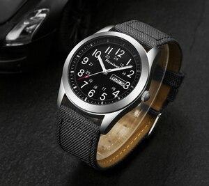 Image 5 - Мужские наручные часы Readeel, роскошные Брендовые спортивные часы с кварцевым ремешком в стиле милитари, 2019