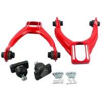 1Pair Front Upper Control Arm Camber Kit Adjustable for Honda Civic EK 1996 1997 1998 1999 2000