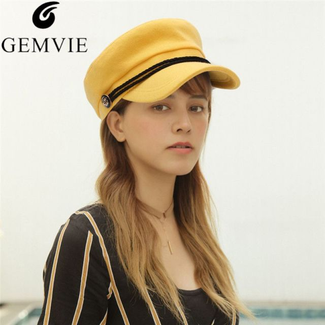 b35c04f9 Summer Hats For Women Newsboy Cap Spring Autumn Winter Hats Flat Cap Female  Beret Cap Visor Hat