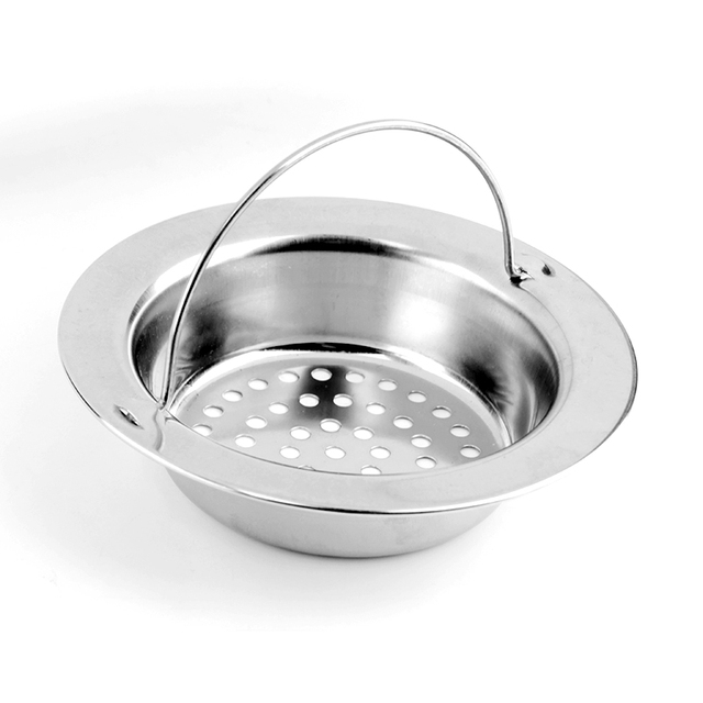 Aliexpress.com : Buy Kitchen Tools Portable Stainless Steel Drain ...