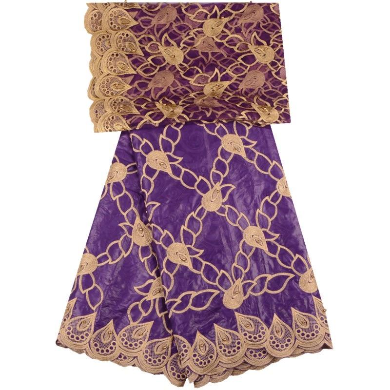 뜨거운 판매 아프리카 bazin riche getzner 레이스 패브릭 페르시 가나 자 수 코 튼 원단 7 야드 프랑스 레이스 dress1302-에서레이스부터 홈 & 가든 의  그룹 1