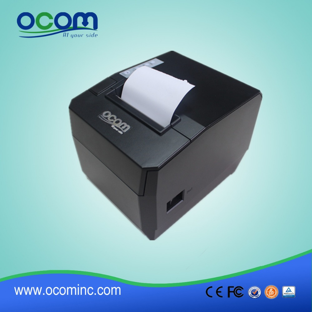 OCPP-88A-U0 : 80mm thermal receipt printer without auto cutter