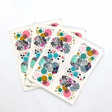 цена на Slider Flowers Full Wrap Sticker Water Transfer Nail Art Beauty Decal Slider Nail Stickers A04